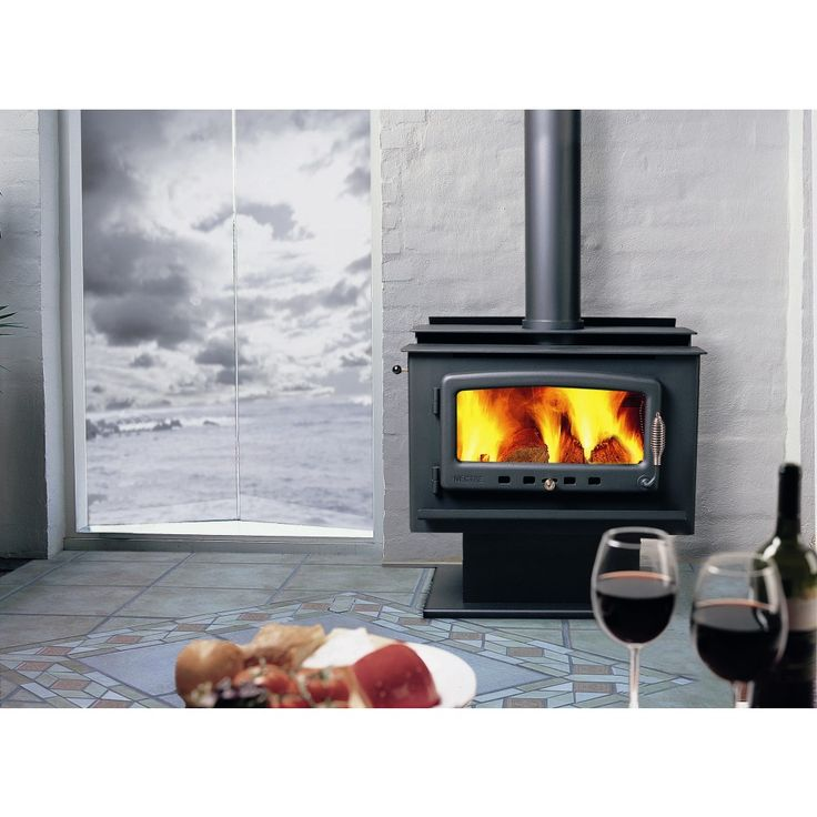 Nectre Mk1 Wood Heater Fireplace