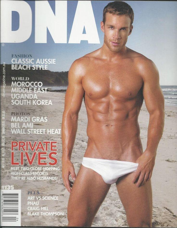 from Dante australian gay magazine
