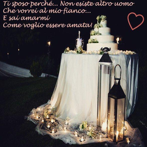 Ti Sposo #tisposo #sposa #sposi #sposiamoci #matrimonio #wedding #webmarried #weddingsite #sposami #location #heart #love #jj #photo #photooftheday #frasi #innamorati  #tortamatrimonio #torta