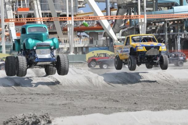 Monster Truck Beach Nationals | VisitNJ.org