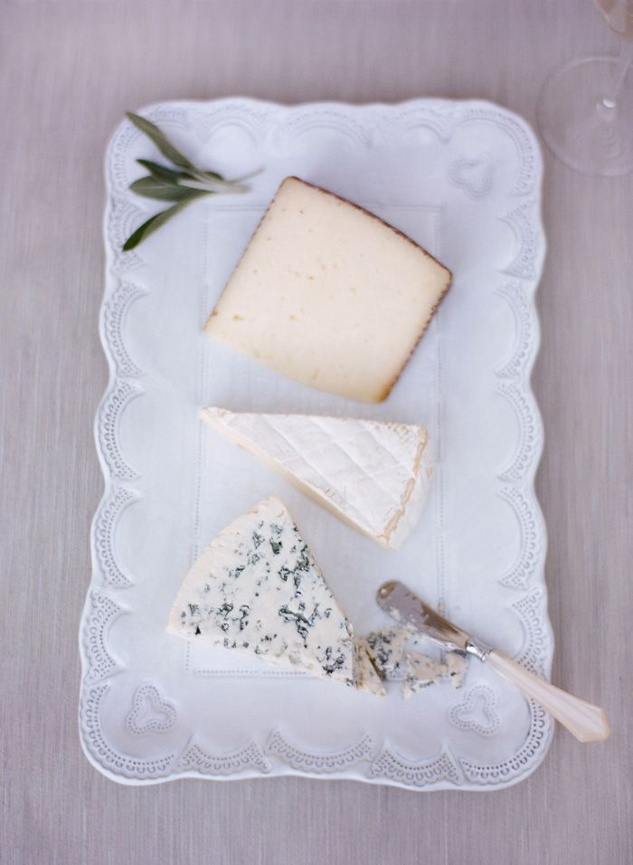 Champagne and Cheese Party with VIETRI: Wedding Blog, Shower