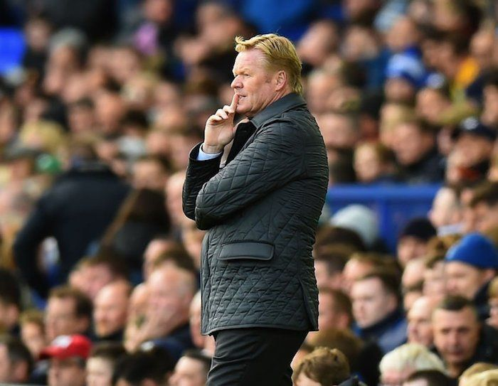 REPOST Netherlands name Ronald Koeman as new manager: Former Everton manager Ronald Koeman has been appointed as manager of the…