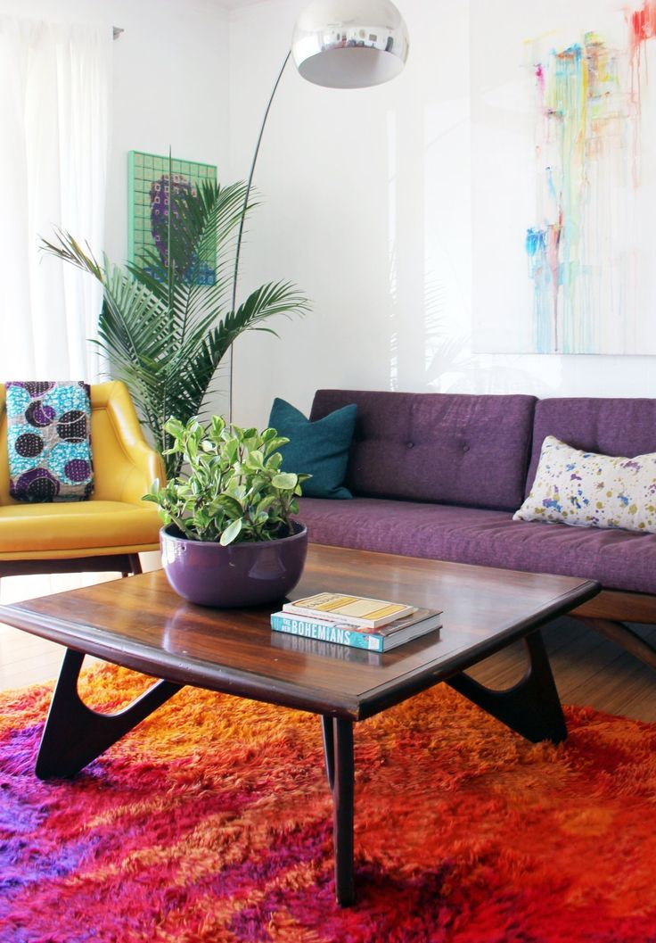 Megan Todds Colorful Pad In Asheville