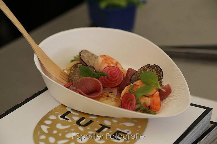 Tijdens buiten evenementen, serveert LUTE ook heerlijke gerechten!