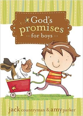 God's Promises for boys. An easy way to help young boys see God's promises and how they can rely on His love in their daily lives.
