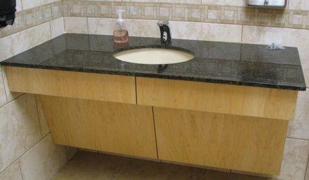 Ada Compliant Sink Ada Bathroom House Design Renovation