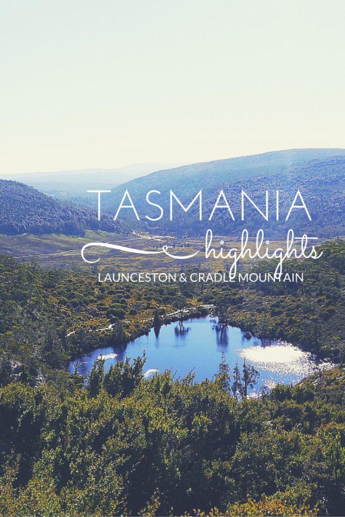 Highlights of Tasmania: Launceston & Cradle Mountain