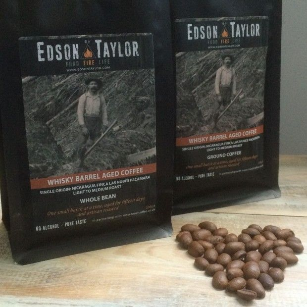 Britain's first whisky Barrel Aged Coffee | Indiegogo