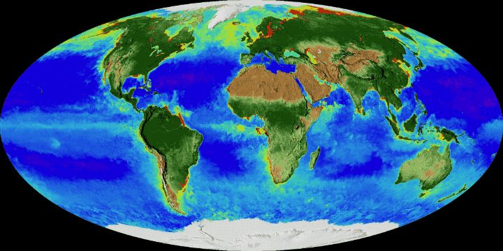 GMS: Our Living Planet From Space