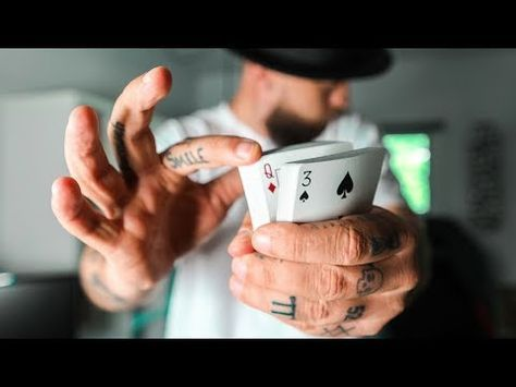 3 Cards: Amazing Simple Card Trick Revealed! - YouTube