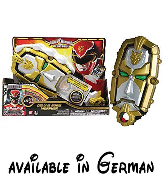 Power Rangers MEGAFORCE Gosey NCR35000. Power Rangers MEGAFORCE Gosey NCR35000 #Toy #TOYS_AND_GAMES