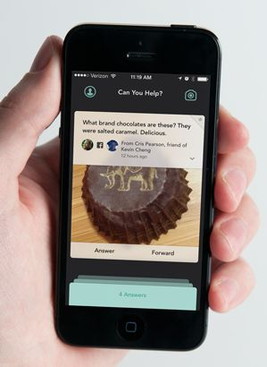 What's the Jelly App For? Shopping May Be One Answer - A new smartphone app from a Twitter cofounder makes it easy and fun to get your friends' advice on everything from shopping to Chopin.