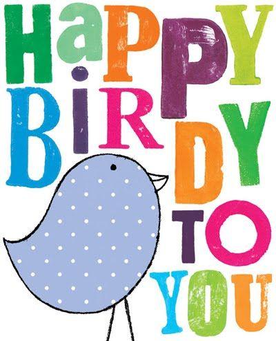 Happy Birthday - graphic design
