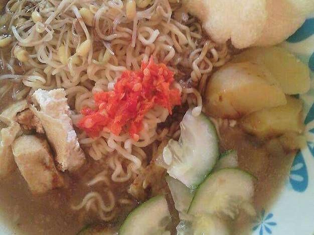 Resep Mie Rebus Belitung Vegan Oleh Shanti Reynand Resep Vegetarian Makanan Resep Masakan