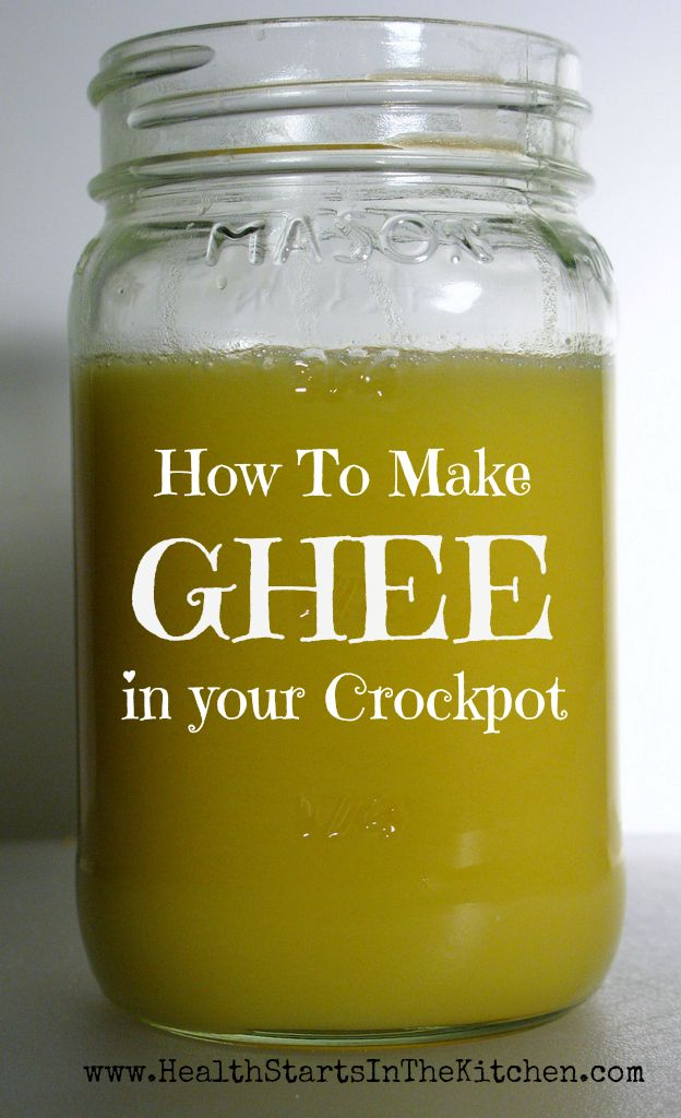 Crock Pot ghee: crock pot is super but I usually do stove top method in cast iron skillet as shown by an Indian lady on Youtube. Simple & Fantastic!