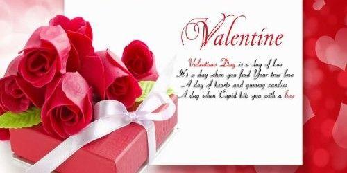 Short Valentine's Day Poems