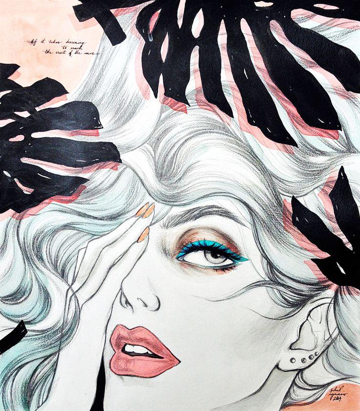 See you Later - Soleil Ignacio Illustrations