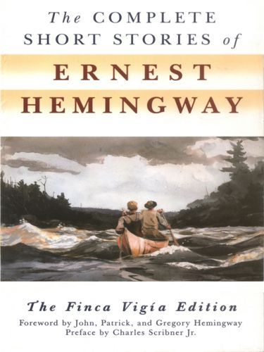 an examination of the short story indian camp by ernest hemingway Ernest hemingway attempts to describe the interactions of white americans and native americans in his short story indian camp by closely reading this short story.