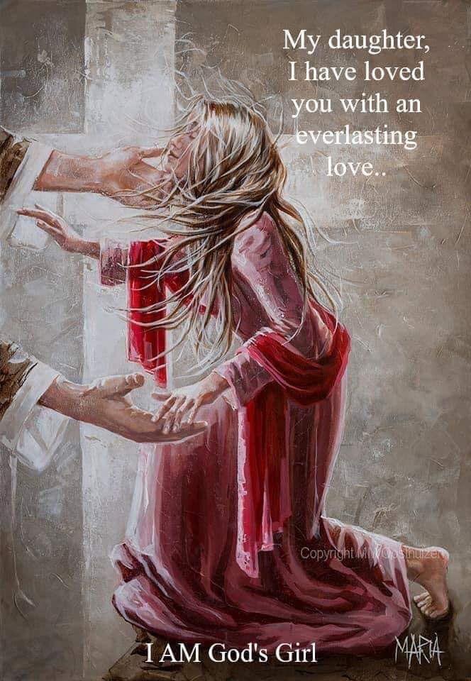 Pin by Wake Pray Slay on Jesus, Lord of my life! | Jesus painting, Prophetic art, Jesus art