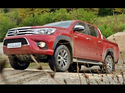 43 best hilux images on pinterest toyota hilux cars and rally car test toyota hilux 2016 youtube sciox Images