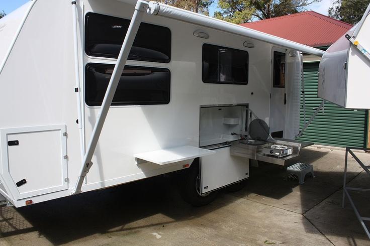 Design | Gemhunter Custom Caravans, Campervans and Canopies