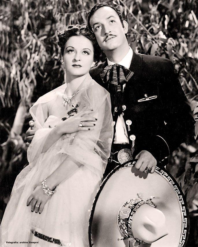 """Película """"Cuando Nacen las Estrellas""""(1942)"""