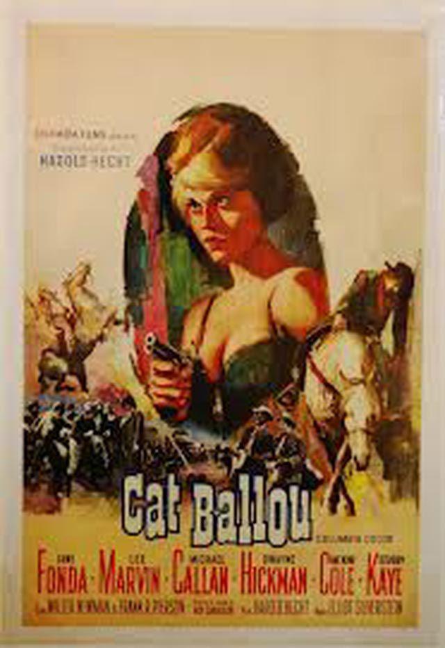 Best Actor Oscar Winners - 1960s: 1965 Best Actor – Lee Marvin in 'Cat Ballou'