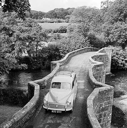 Respryn Bridge, Lanhydrock, Bodmin, Cornwall