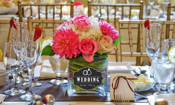 SPRING CENTERPIECES IDEAS