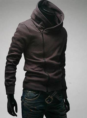 Ninja Hoodie http://www.99wtf.net/trends/jackets-urban-fashion-men/