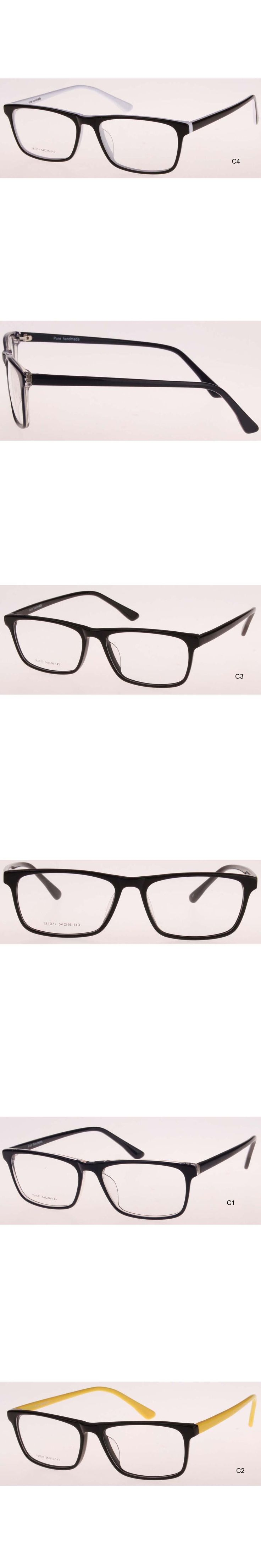 High Quality New Arrival Fashion Brand Women Handmade Optical Glasses Frames Opticians Eyeglasses Acetate Frames Spectacle Frame