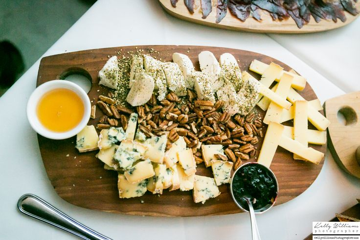 Cheese Board, photo: Kelly Williams