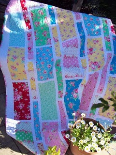 Great quilt, Leanne