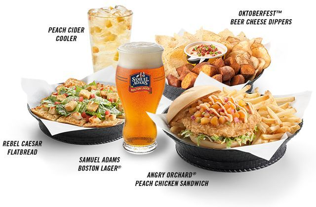 Buffalo Wild Wings Beer-Infused Food Menu | Beer Cheese Dippers ...