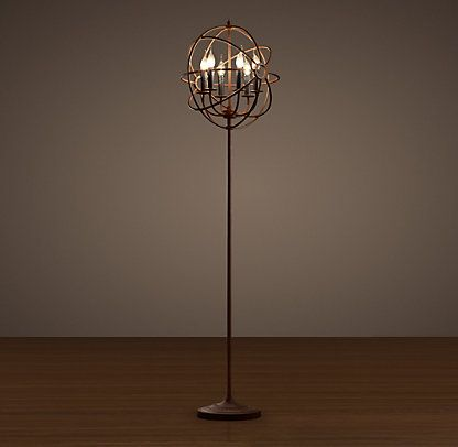 Superb Floor Lamp | Restoration Hardware