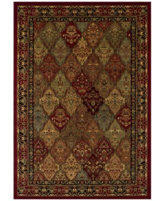 Dalyn St Charles Wb38 Red Area Rug Rugs Macy S Home