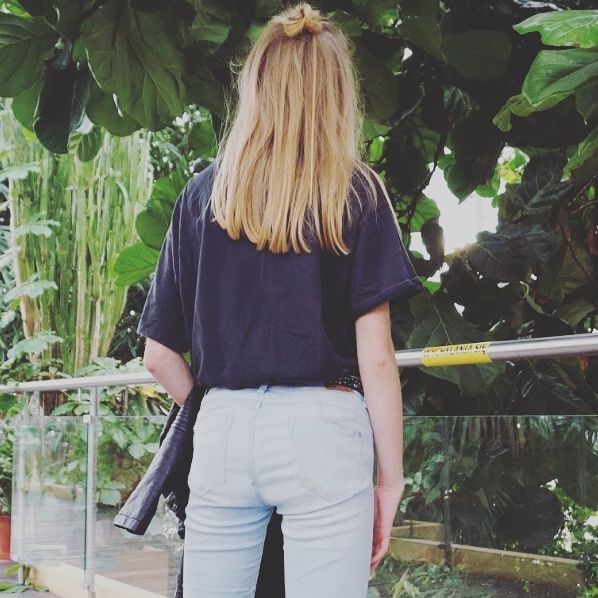 #tumblr #tumblrgirl #outfit #hairstyle