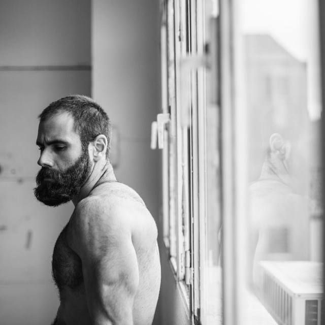 Mejores 347 imágenes de Pelo y barbas en Pinterest | Barbas, Estilos ...