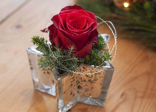 Lag dekorativ bordpynt til julebordet | Inspirasjon fra Mester Grønn
