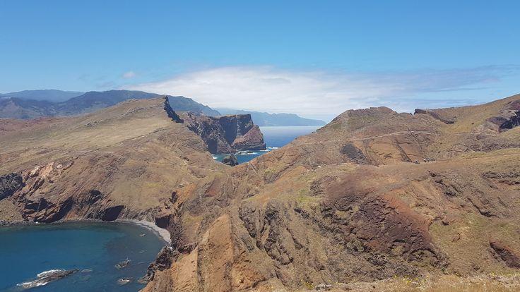 Ponta de São Lourenço, Madeira