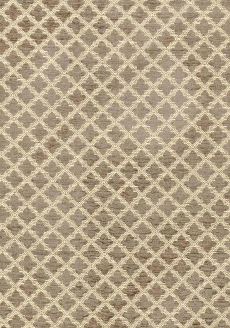 CAMBRIDGE, Grey, W73750, Collection Woven 2: Trellis from Thibaut