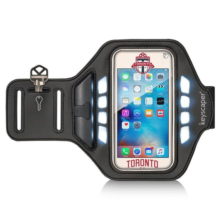 Toronto FC LED Arm Band Smartphone Case