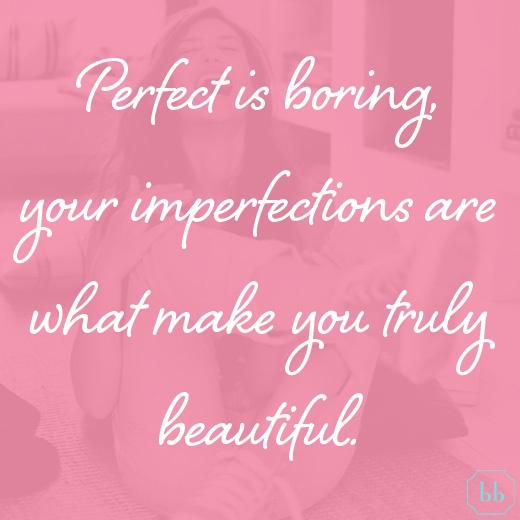 Imperfection makes perfect