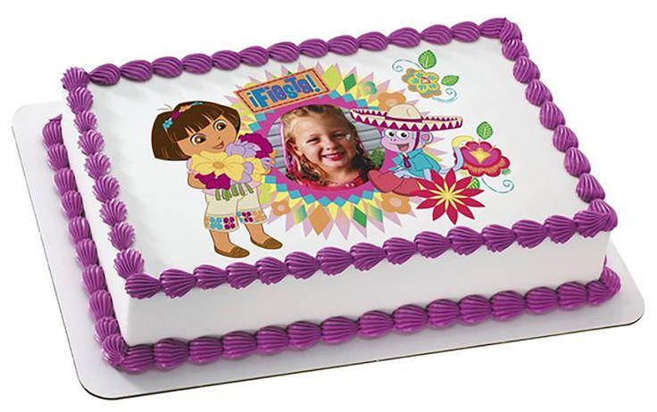 Albertsons St Birthday Cake