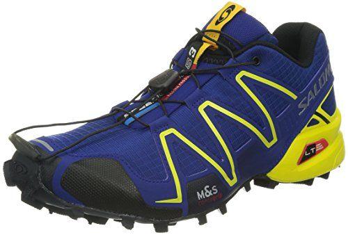 Salomon Men's Speedcross 3 127612 Trail Running Shoe Buy Now: $77.69 - $138.90