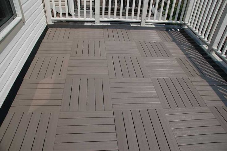 Wood Pallet Deck - Bing Images