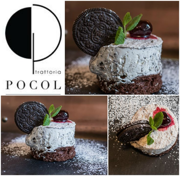 #food #yum #dinner #lunch #fresh #tasty #delish #eating #foodpic #eat #hungry #trattoriapocol #restaurant #italian #desert #biscuit #chocolate