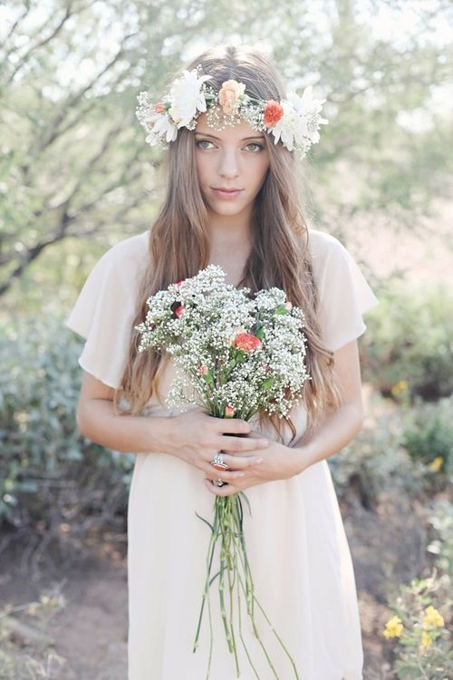 The floral crown... — Jess Collective