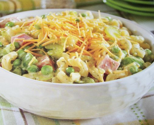 Recipe for Country Macaroni Salad with Bonus Recipe for Tortilla ...