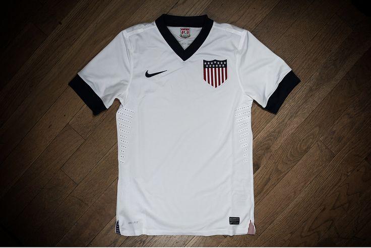 Nike's Centennial U.S. Soccer Kit
